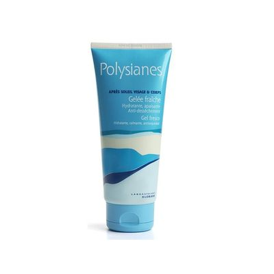 Polysianes-Post-Solar--Gel-X-200ml-Klorane-Calma-E-Hidrata