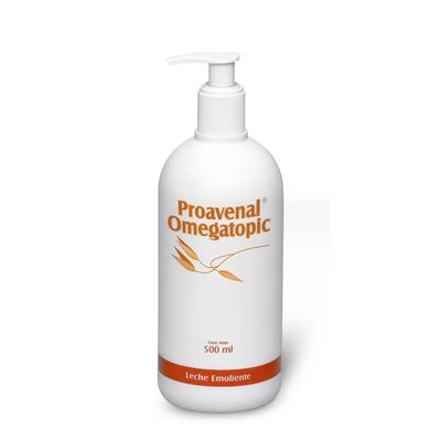 Proavenal-Omegatopic-Leche-Emoliente-500ml-Piel-Sensible