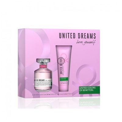 Benetton-United-Dreams-Love-Estuche-Edt-X-80ml---Body-Lotion