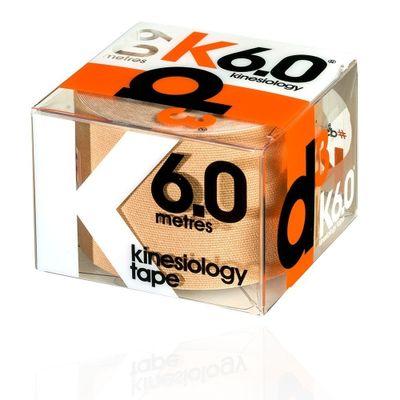 D3-Tape-Vendaje-Cinta-Kinesio--Neuromuscular-50mm-X-6-Metros