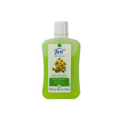 Swiss-Just-Balsamo-Corporal-290ml---Arnica-Desinflamatorio