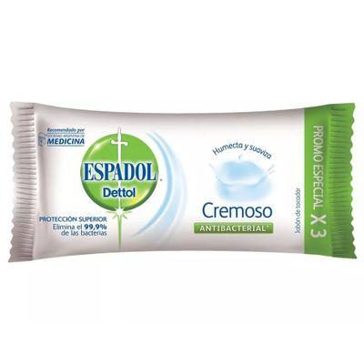 Espadol---Jabon-Antibacterial-Cremoso-Pack-X-3-X-90-Grs