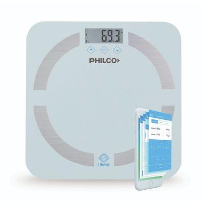 Philco-Balanza-De-Baño-Inteligente-Con-App-Ba2000bt