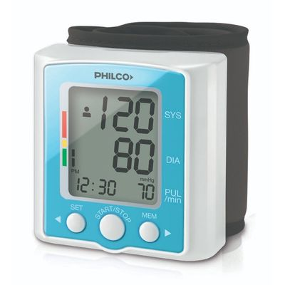 Philco-Tensiometro-Digital-De-Muñeca-60-Memorias-Tm100