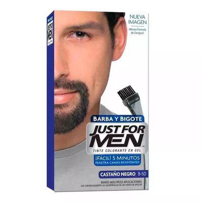 Just-For-Men-Colorante-Gel-Barba-Y-Bigote-Castaño-Negro