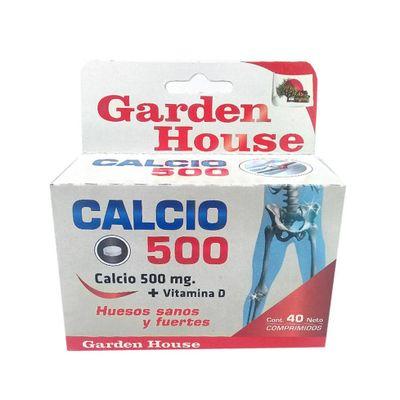 Calcio-500-X-40-Comprimidos