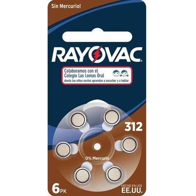 Rayovac-Pilas-Boton-Audifono-L312-6-Lazm-Pila-Auditiva-X-6u-en-Pedidosfarma