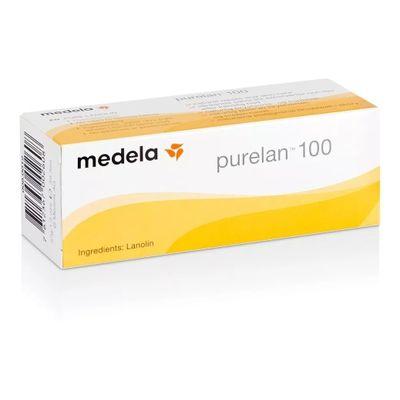 Medela-Crema-Para-Pezones-Purelan-100-37gr---100--Lanolina-en-Pedidosfarma