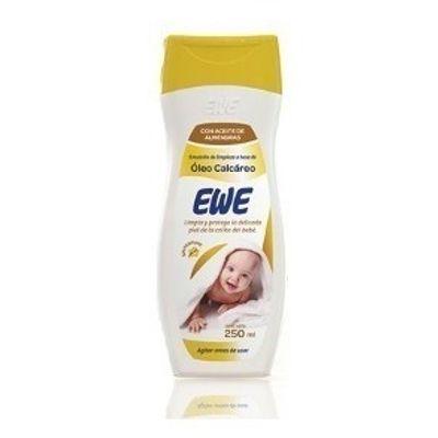 Ewe-Emulsion-Limpieza-Oleo-Calcareo-Aceite-Almendras-250ml-en-Pedidosfarma