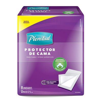 Plenitud-Protector-De-Cama-8-Unidades-Pack-X-4-en-Pedidosfarma