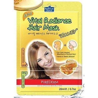 Purederm-Hair-Mask-Miel-Mascara-De-Pelo-Luminosidad-2-En-1-en-Pedidosfarma