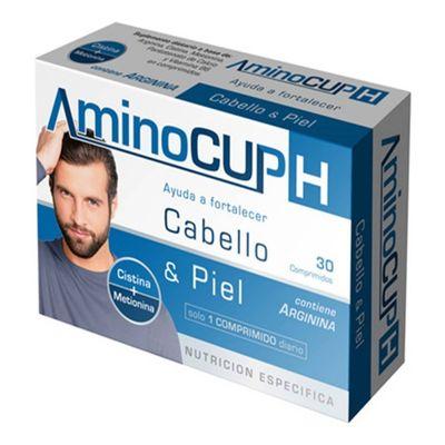 Aminocup-Hombre-Fortalece-Cabello-Y-Piel-30-Comp-en-Pedidosfarma