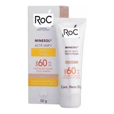 Roc-Minesol-Tinted-Fluido-Tono-Light-Fps60-Protector-50grs-en-Pedidosfarma