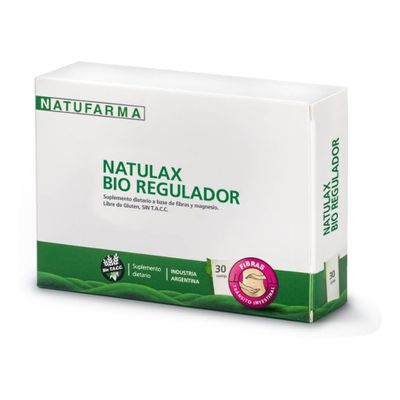 Natufarma-Natulax-Bio-Regulador-Fibras-30-Comprimidos-en-Pedidosfarma