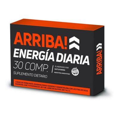 Natufarma-Arriba-Energia-Diaria-Guarana-Ginseng-30-Comprs-en-Pedidosfarma