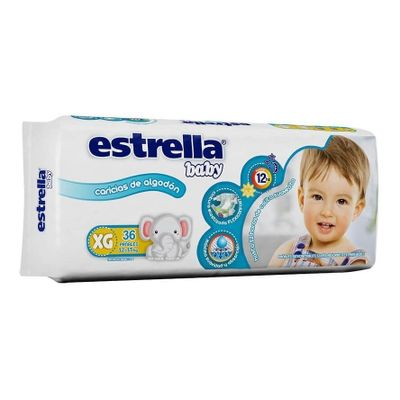 Estrella-Baby-Hiperpack-Talle-Xg-X-36-Pañales-De-12-A-15kg-en-Pedidosfarma