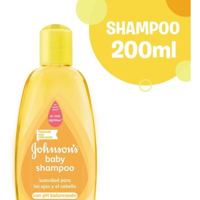 Shampoo-Johnson-s-Baby-Ph-Balanceado-200ml-en-Pedidosfarma