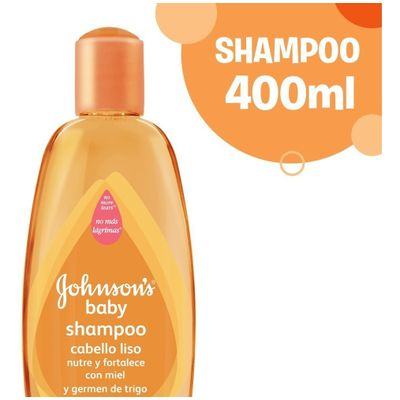 Shampoo-Anti-frizz-Johnson-s-Baby-400ml-en-Pedidosfarma