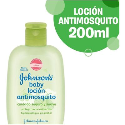Locion-Anti-mosquito-Johnson-s-Baby-200ml-en-Pedidosfarma