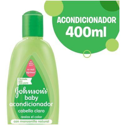 Johnson-s-Baby-Acondicionador-Cabello-Claro-400ml-en-Pedidosfarma