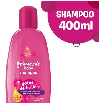 Shampoo-Johnson-s-Baby-Gotas-De-Brillo-400ml-en-Pedidosfarma