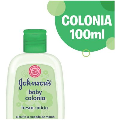 Colonia-Fresca-Caricia-Johnson-s-Baby-100ml-en-Pedidosfarma