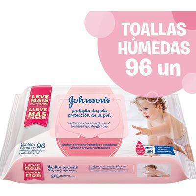 Johnson-s-Baby-Toallitas-Humedas-Extra-Cuidado-X-96-Unidades-en-Pedidosfarma