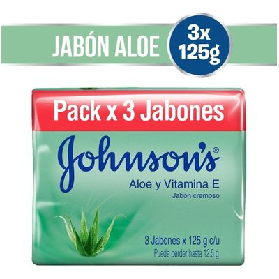 Johnson-s-Jabon-Adulto-Aloe-Y-Vitamina-E-3-X-125gr-en-Pedidosfarma