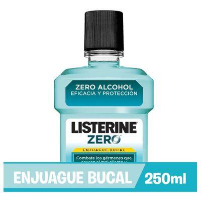 Listerine-Zero-Menta-Suave-250ml-en-Pedidosfarma