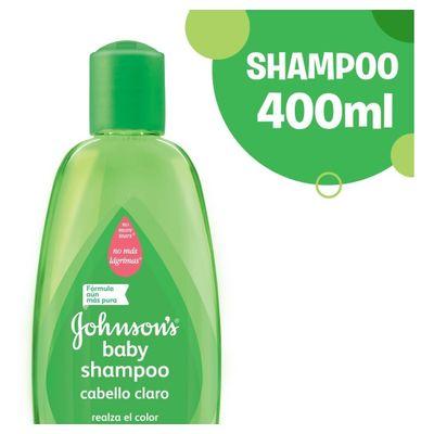 Shampoo-Johnson-s-Baby-Cabello-Claro-400ml-en-Pedidosfarma