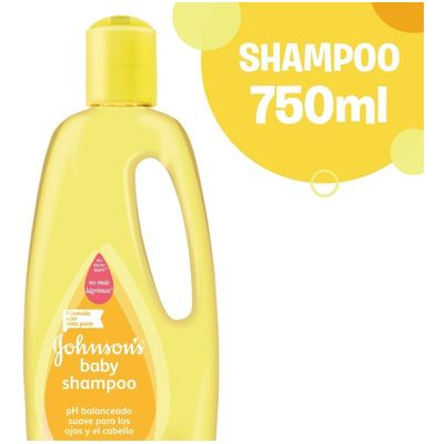 Shampoo-Johnson-s-Baby-Ph-Balanceado-750ml-en-Pedidosfarma