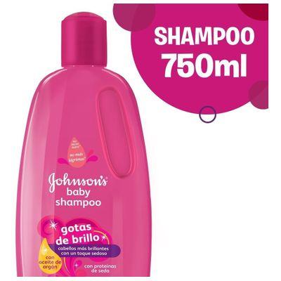 Shampoo-Johnson-s-Baby-Gotas-De-Brillo-750ml-en-Pedidosfarma