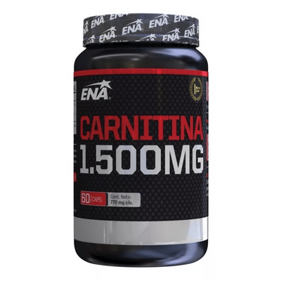 Ena-Sport-Carnitina-1500-Mg-Quemador-Grasa-X-60-Caps-en-Pedidosfarma