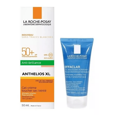 La-Roche-Posay-Anthelios-Gel-Crema-Toque-Seco-Color---Regalo-pedidosfarma