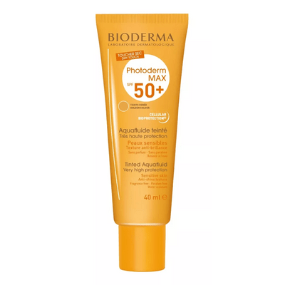 Bioderma-Photoderm-Solar-Max-Aquafluide-Spf50-Doree-Golden-pedidosfarma