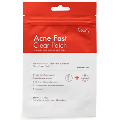 Coony-Acne-Fast-Clear-Patch-24-Parches-pedidosfarma