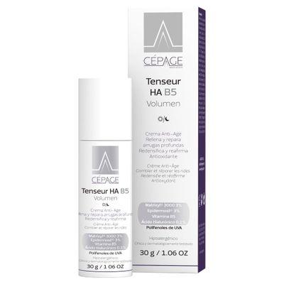 Cepage-Tenseur-Ha-B5-Volumen-Crema-Antiedad-30gr-pedidosfarma