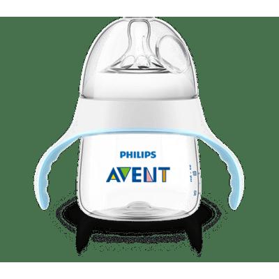 Avent-Philips-Vaso-Con-Asas-Y-Tetina-Natural--4-Meses-150ml-pedidosfarma