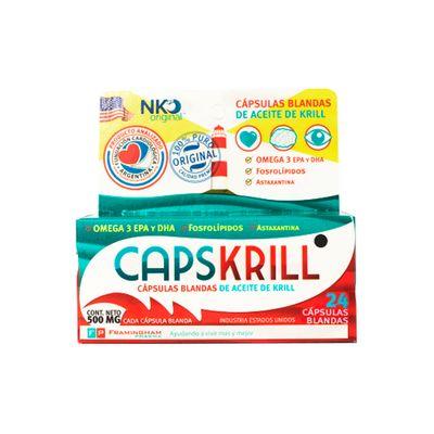 Aceite-De-Krill.-Omega-3.-Capskrill-X-24-Caps.-Oferta--