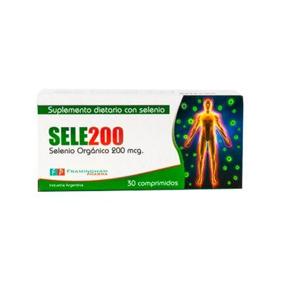 Sele200-X-30-Comp-Selenio-Organico-Antioxidante