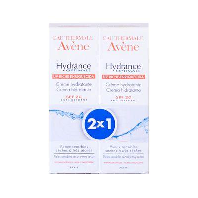 Hydrance-Optimale-Avene-SPF-20-de-40ml---Pack-2x1