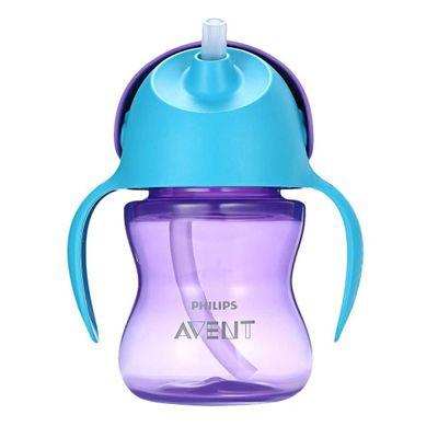 Avent-Vaso-Antiderrame-Pajita-Flexible-de-200ml