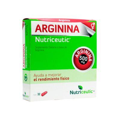 Arginina-Potenciador-Del-Rendimiento-Fisico-X-32-Capsulas