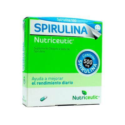 Nutriceutics-Spirulina-Fortalece-Las-Defensas-64-Capsulas