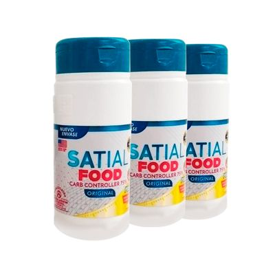 Satial-Food-Polvo-50g-Bloquea-Carbohidratos-X3-Unid-Original
