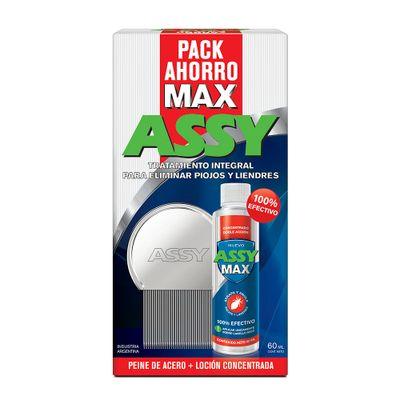 7791940000337-Assy-Pack-Ahorro-Max-para-Piojos-Locion-Assy-Max---Peine