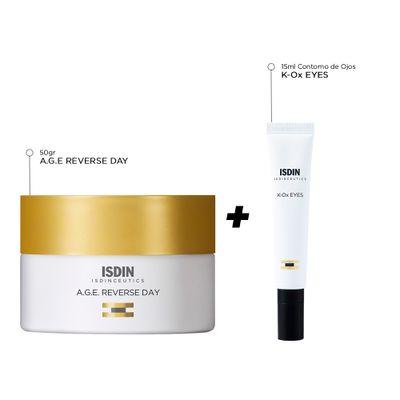 Isdin-Isdinceutics-Combo-Dia-K-Ox-Eyes-15ml---AGE-Reverse-Day-50ml