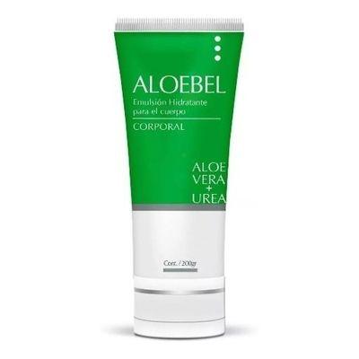 Aloebel-Emulsion-Hidratante-Corporal-Aloe-Vera---Urea-200g-en-Pedidosfarma