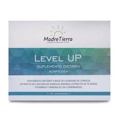 Madre-Tierra-Level-Up-Energia-Para-El-Dia-30-Comprimidos-en-Pedidosfarma