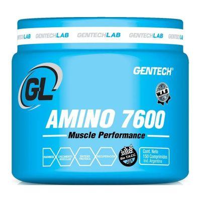 Gentech-Amino-7600-X-150tabs.-en-Pedidosfarma